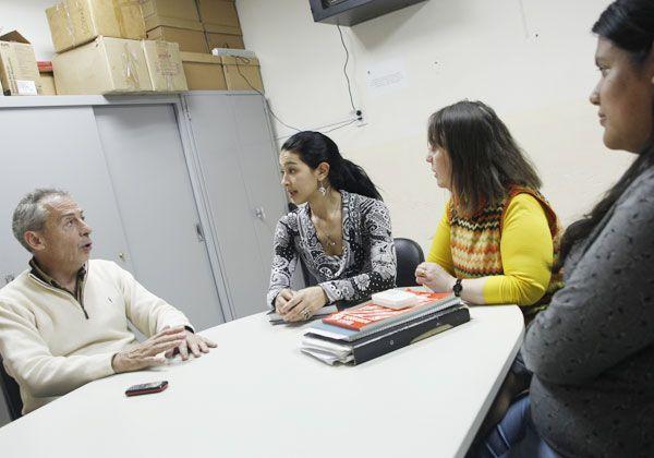 Bohoslavsky se reunió con estudiantes de la carrera de Criminología de la UNRN