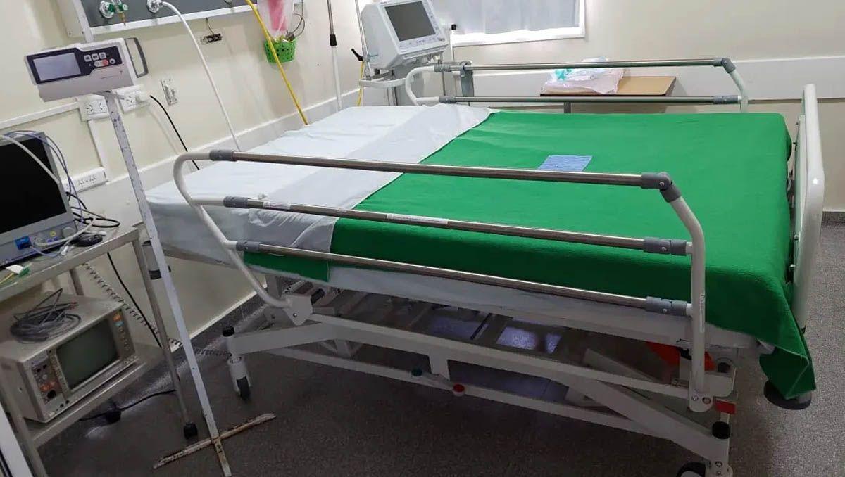 equipamiento por 25 millones de pesos para hospitales de rio negro
