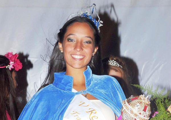 Candela es la nueva reina de la fiesta de los portuarios