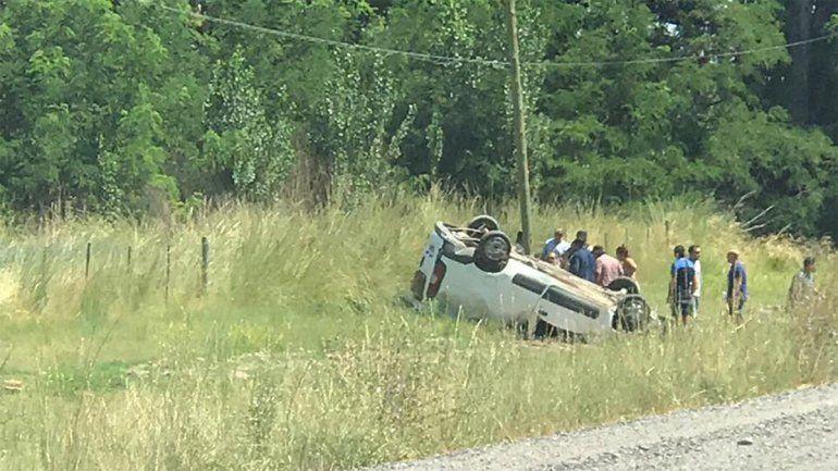 Demoran al conductor que habría generado el accidente