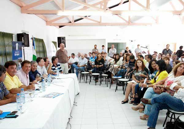 El Ejecutivo provincial definió estrategias