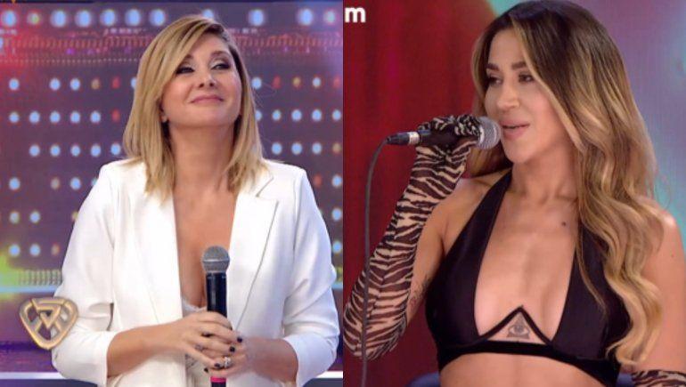 Jimena Barón durísima con Débora Plager