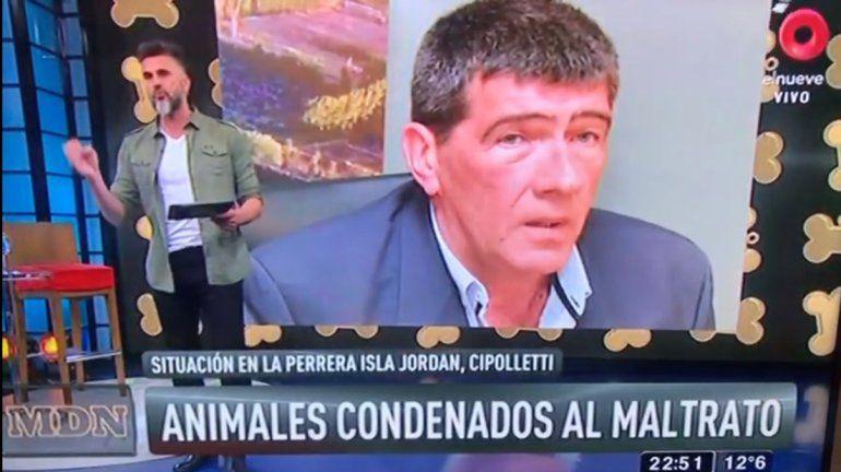Leo Montero volvió a criticar a Di Tella por la guardería canina