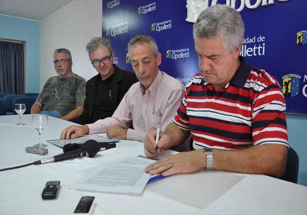Convenio entre la Municipalidad de Cipolletti y la Universidad de Río Negro