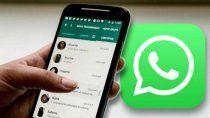 WhatsApp: así podés saber si te agregaron en la agenda.
