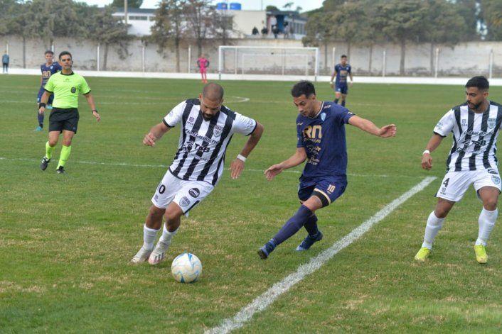 Taborda fue nuevamente titular en la ofensiva de Cipo. Gentileza Noticiasnet Daniel Idiarte.