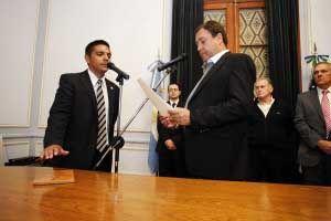 Juró el nuevo secretario general del gobierno de Río Negro