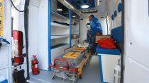 ladron sin codigos: robo telefonos de una ambulancia