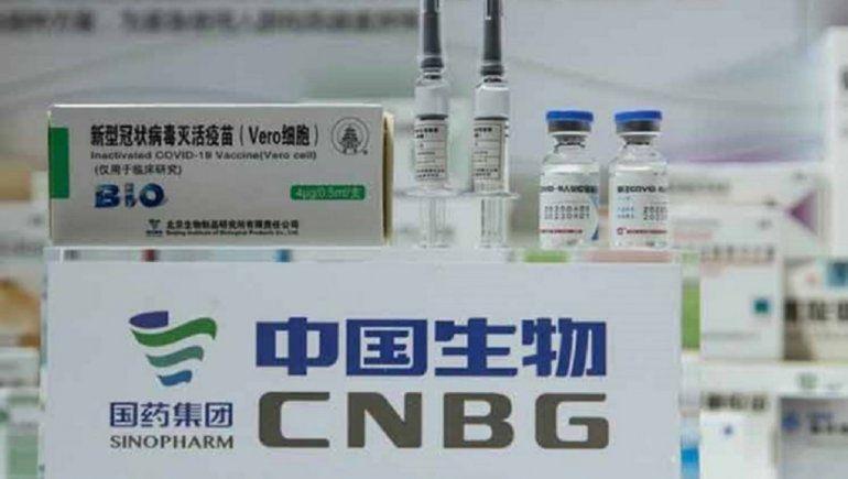 Partió el segundo vuelo de Aerolíneas para buscar vacunas a China