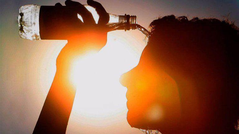 Ola de calor: la ciudad volverá a ser un horno