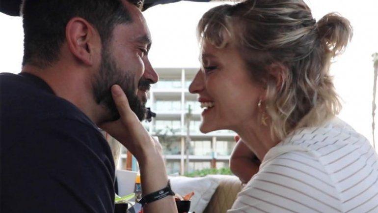 Gonzalo Heredia le propuso casamiento a la cipoleña Brenda Gandini