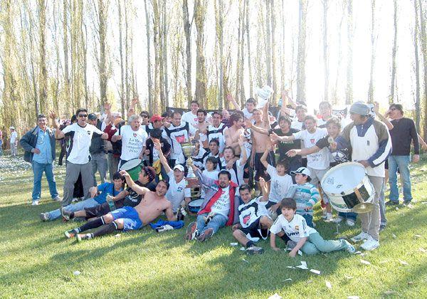 La Re Banda, campeón en la C