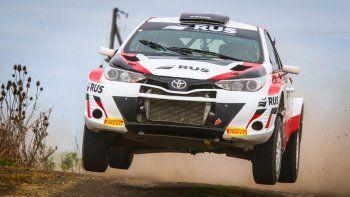 David Nalbandian protagonizó un accidente en el comienzo del Rally Pagos del Tuyú.