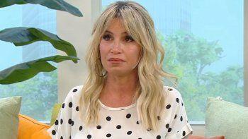 Flor Peña se quebró en vivo al recordar su video íntimo