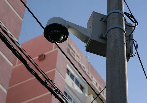 Impulsan colocación de 33 cámaras de seguridad