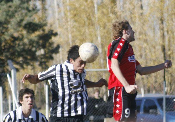 Atlético, en Regina y mala jornada cipoleña