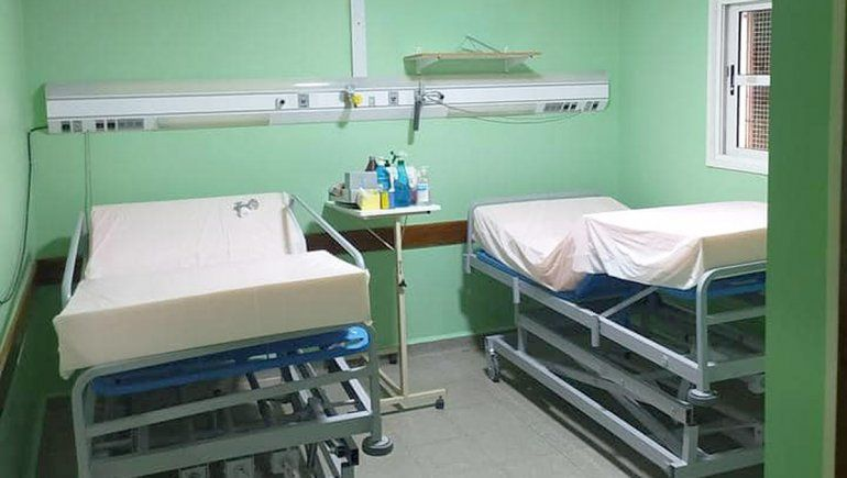 El hospital de Cipolletti amplió la terapia para dar batalla a la segunda ola