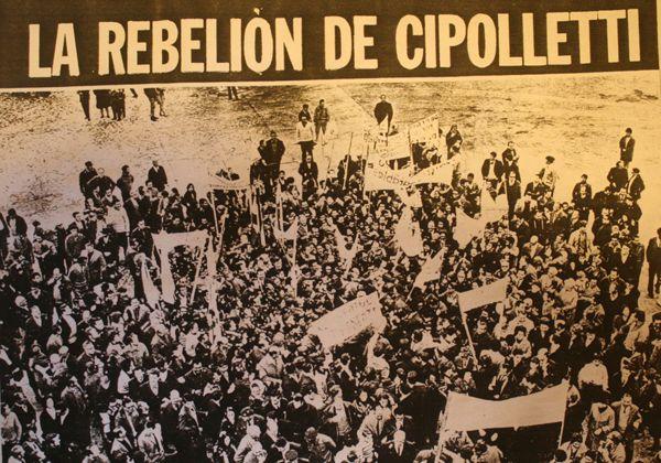 La vigencia histórica del Cipolletazo