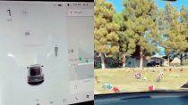 ¿el radar de un auto detecto un fantasma en el cementerio?