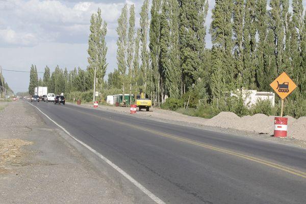 Advierten sobre riesgos a la seguridad pública en el ensanche de la Ruta 22