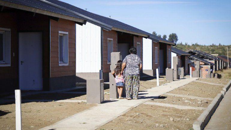 Carreras entregará 64 nuevas viviendas en Bariloche