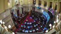el senado aprobo las reformas en ganancias y monotributo