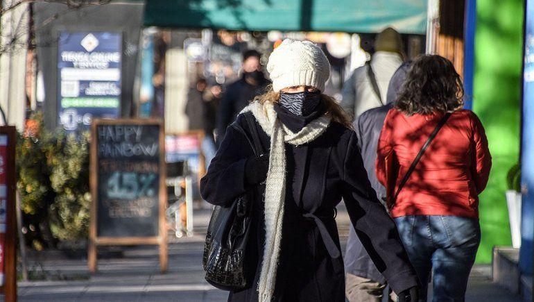 Volvió el invierno: Neuquén y Río Negro son las zonas más frías del país
