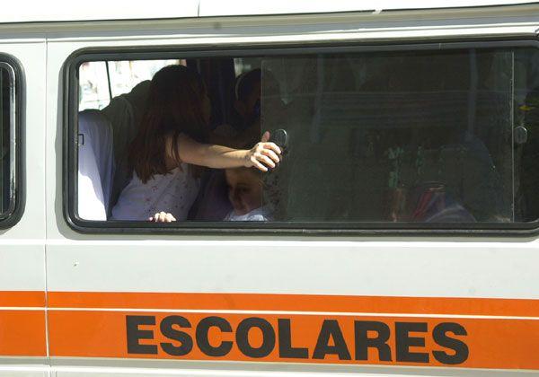 Recomendaciones para el transporte escolar