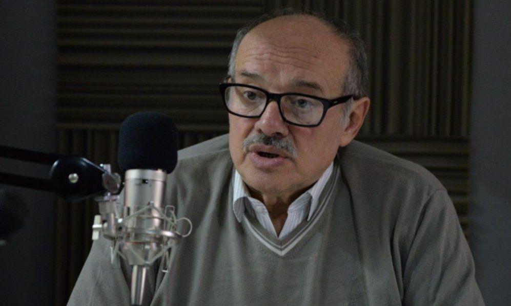 Di Giacomo lanzó criticas por el tema Mascardi