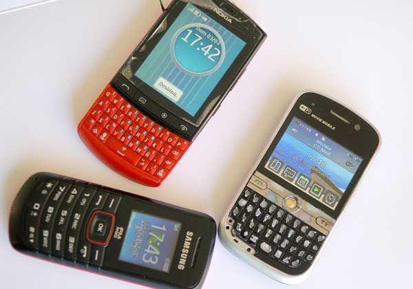 El Coseci en alerta por robo de celulares