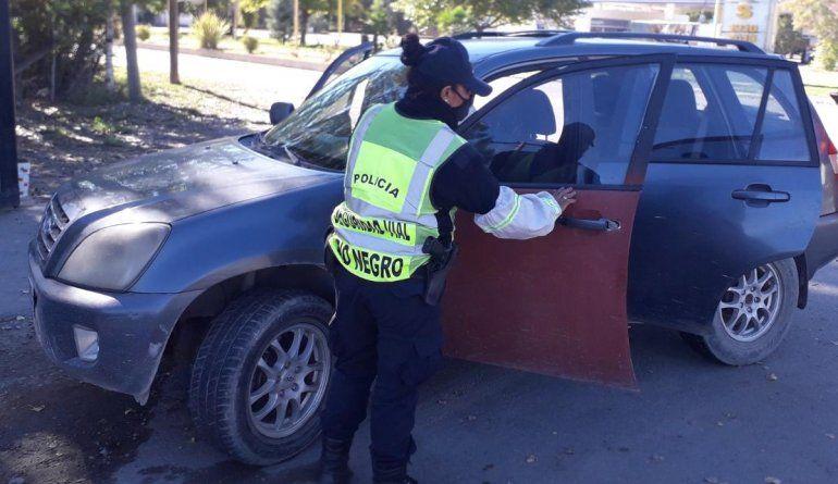 Encuentran una camioneta en Cervantes con pedido de secuestro