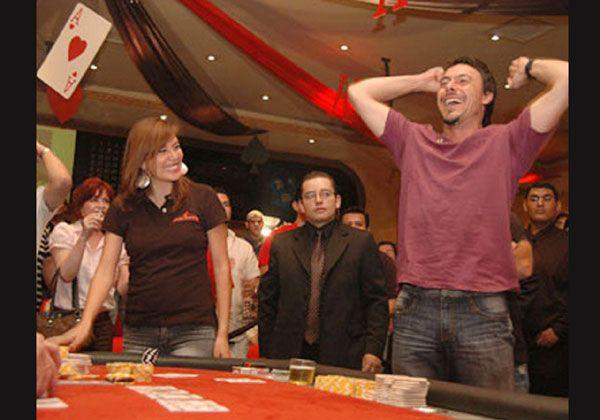 Iachetti, de 9 de área a campeón de poker
