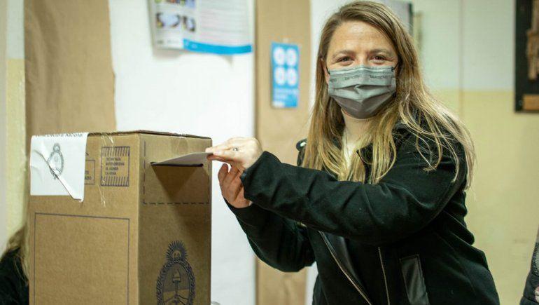 Marks votó en Bariloche: Tenemos muchas expectativas