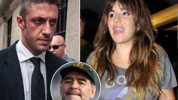 Gianinna defenestró a Morla y lo acusó de vaciar las cuentas de Maradona