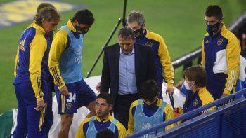se suspendio el partido inter-boca por la muerte de maradona