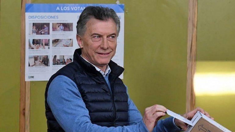 Votó Macri: Comienza a definirse en qué país vamos a vivir