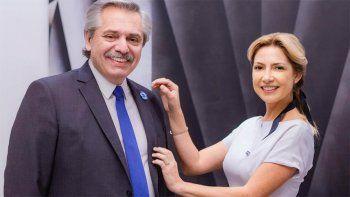 Fabiola Yánez y Alberto Fernández confirmaron su embarazo