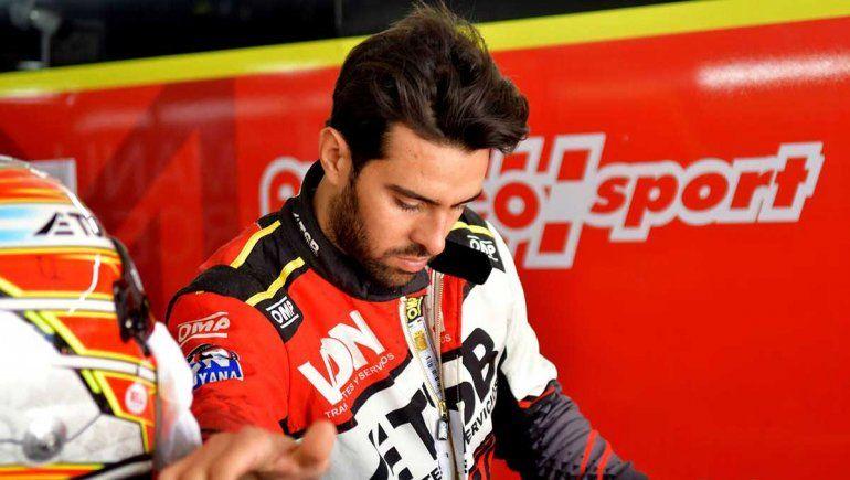 Manuel Urcera vive días muy calientes puertas adenetro de su equipo de TC.