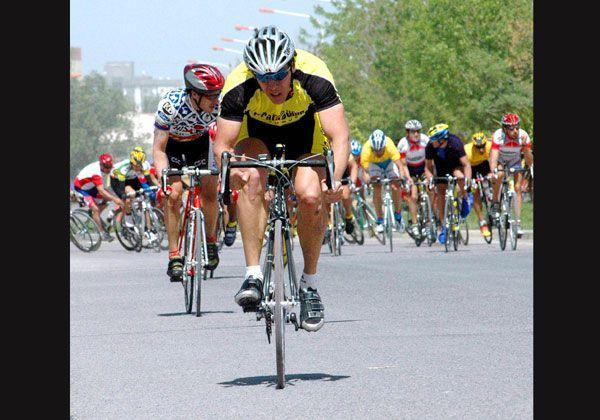 Arranca el GP ciclístico aniversario de la ciudad