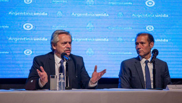 Alberto Fernández llega a Neuquén para lanzar el Plan Gas