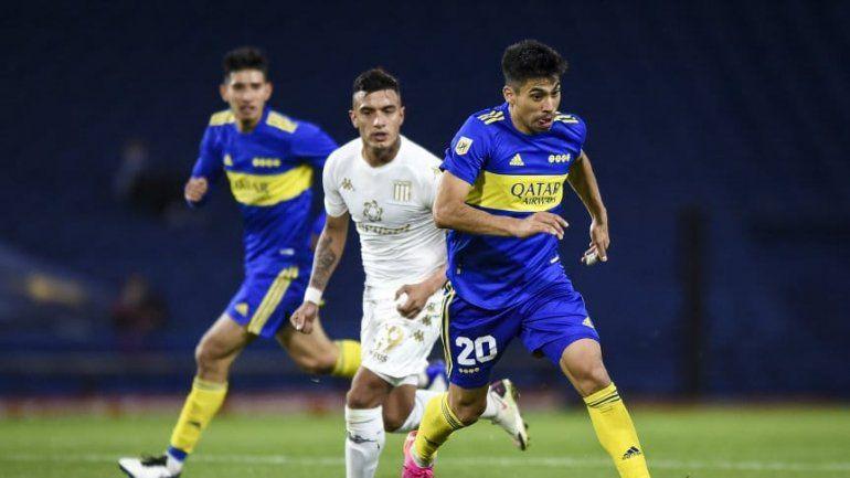 Boca y Racing empataron en un partido aburrido - Foto TyC Sports