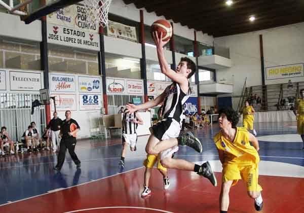Cipo, al provincial U19  de básquet en Viedma