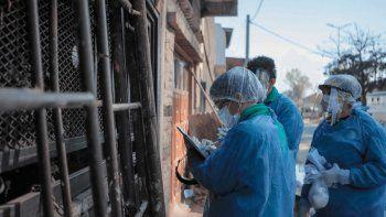 COVID: reportaron otros 8932 contagios y 68 fallecimientos