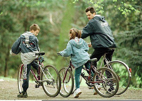 Andar en bicicleta, una tendencia que cobró fuerza en la última década