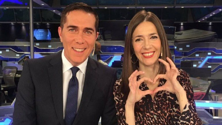 Lussich confirmó que pasó algo entre Barili y Cristina Pérez