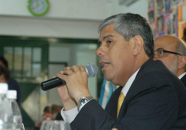Peralta valoró el acuerdo para ampliar el STJ