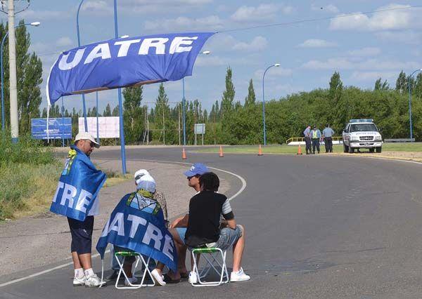 Se incrementan los cortes totales de UATRE en la ruta