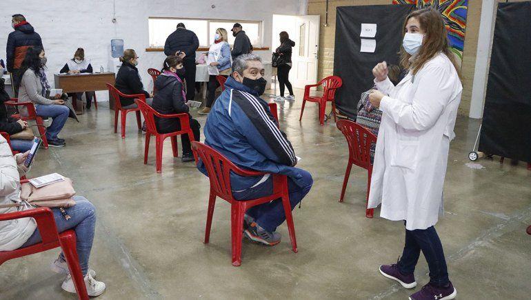 Covid-19: se viene otra jornada de vacunación a demanda en Cipolletti