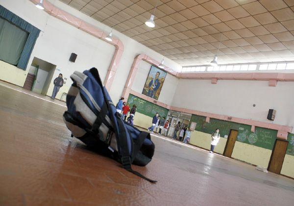 Suspenden las clases en gran parte de la provincia