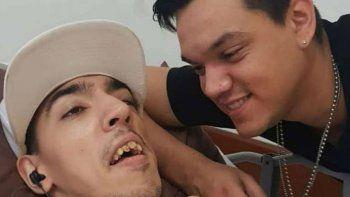 Brian desesperado: Mi hermano se contagia y no vuelve a casa